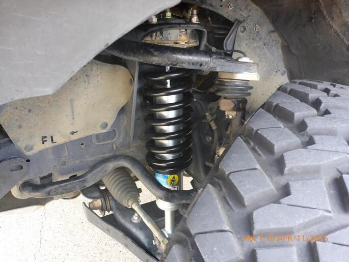 Ford F150 Shocks