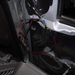 Install Running Light & Turn Signal for Ford F150 Tow Mirrors-2