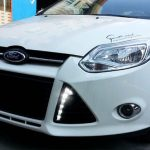 Installa Ford Focus LED Daytime Running Lights By Yourself (8)