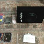Ford F150 2015 Subwoofer Amplifier Retrofits (1)