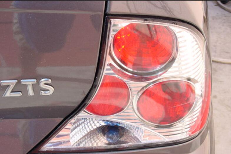 Ford Focus Resealing & Waterproofing Clear Tail Lights (5)