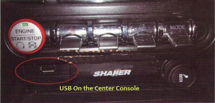 Ford Mustang USB Interface Can Not Charge for Phone (1)