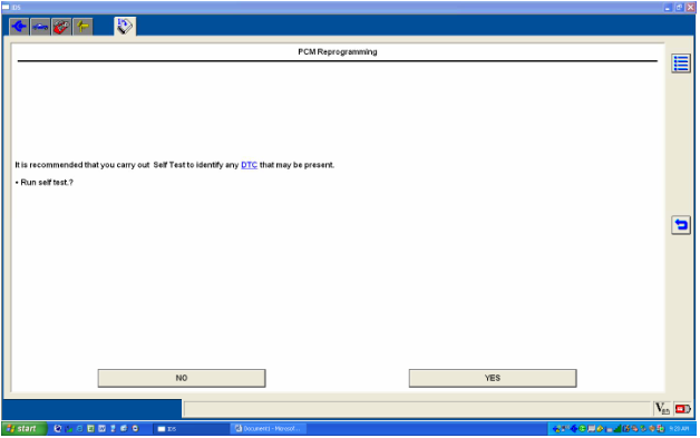 How To Recovery Ford PCM With Ford IDS (18)