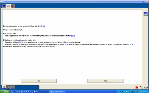 How to Use Ford IDS to Recovery Ford PCM   DIY You Ford