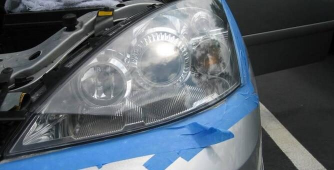 How to Restore Ford SVT Headlight (4)
