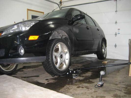 Ford Focus GetragTransmission Fluid Flush Guide (4)