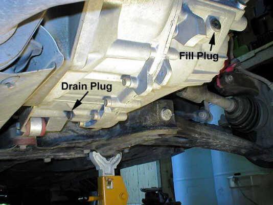 Ford Focus GetragTransmission Fluid Flush Guide (5)