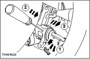 How to Remove & Install Ignition Cylinder for Ford Focus (5)
