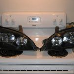 How to Paint Ford Focus 2005 Headlights by Yourself (13)