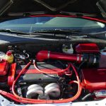 How to Paint Ford Focus Engine Bay by Yourself (10)
