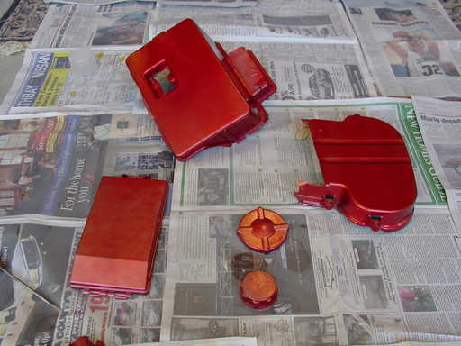 How to Paint Ford Focus Engine Bay by Yourself (6)