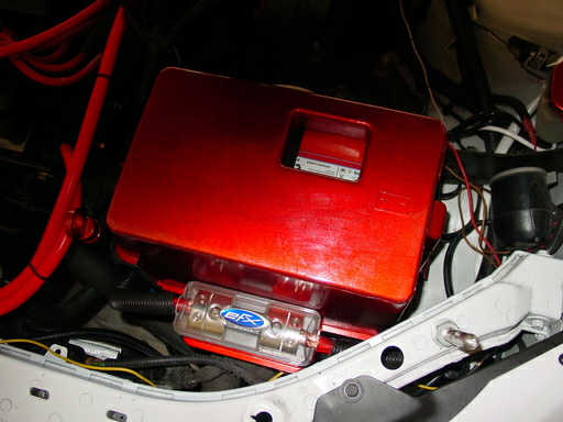 How to Paint Ford Focus Engine Bay by Yourself (9)