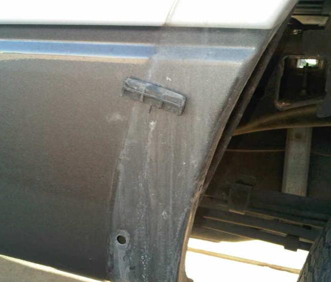 Ford F150 Factory Fender Flares Removing & Painting Guide (6)